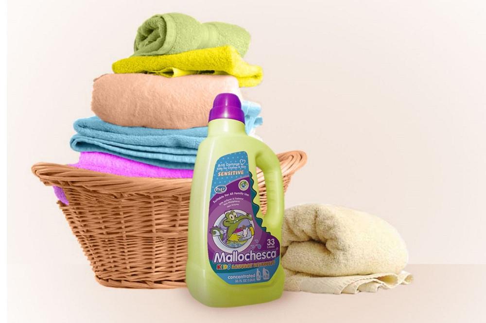 مالوچسکا   اولین تولید کننده مایع لباسشویی کنسانتر