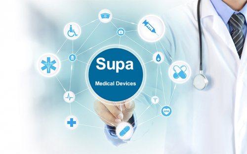 تجهیزات پزشکی سوپا