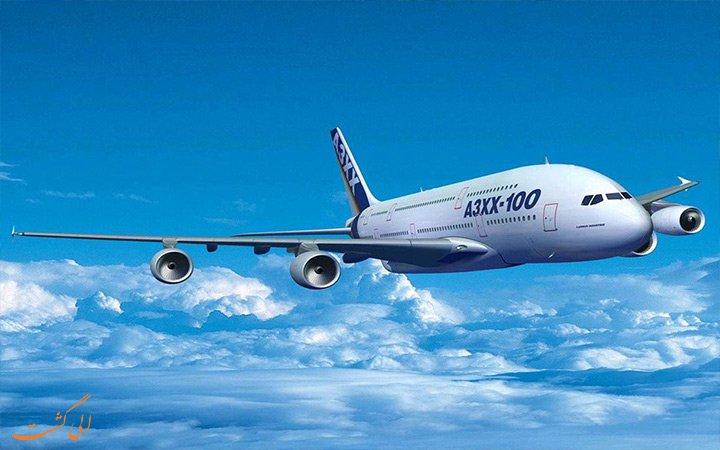 خرید اینترنتی بلیط هواپیما | الی گشت