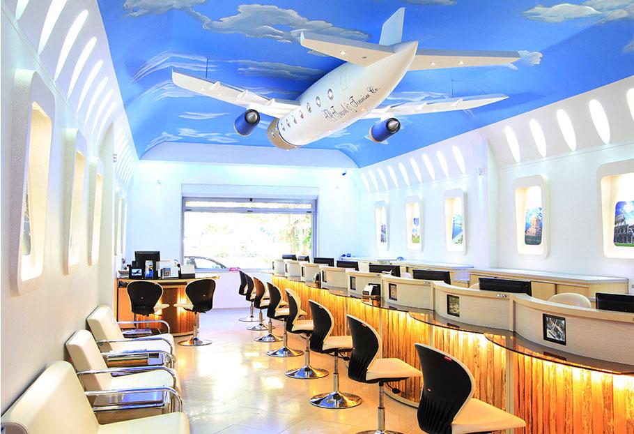 آژانس هواپیمایی قصر شیرین