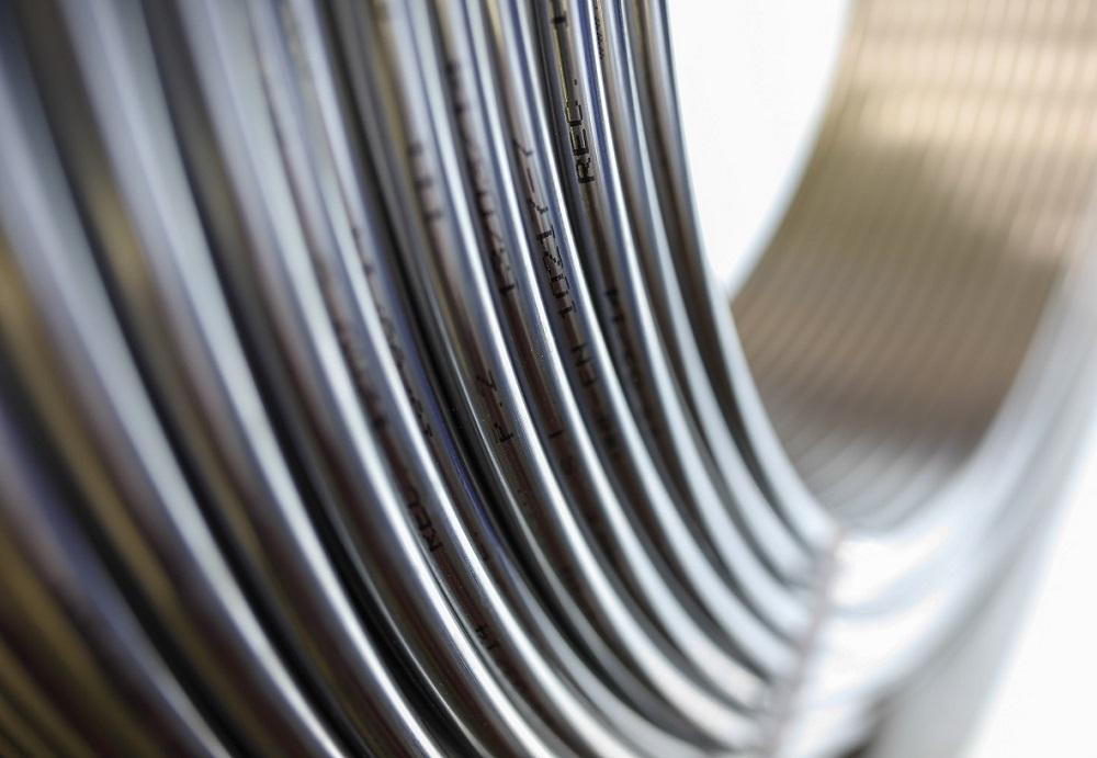 صنایع تولید مفتول های فولادی آنیل فسفات