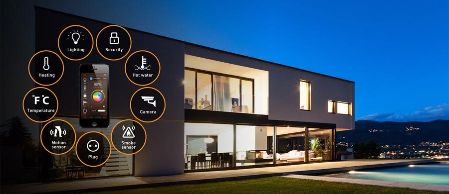 آیسان هوم | طراحی و هوشمند سازی ساختمان ، نصب دوربین مداربسته و درب اتوماتیک