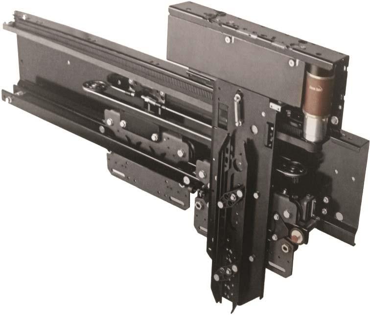 فرا پیما سیستم | تولید درب اتوماتیک آسانسور