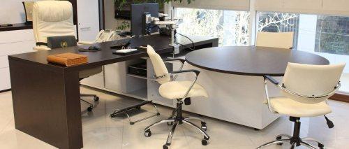 مبلمان اداری فضاگویا | تولید مبلمان اداری،پارتیشن اداری،میز مدیریتی و صندلی اداری