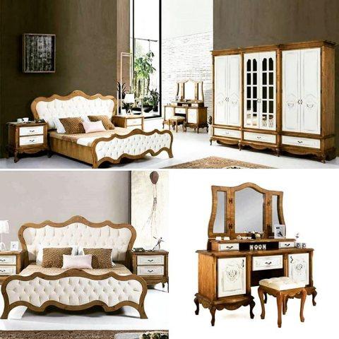 صنایع چوب افرا | تولید کننده انواع آینه کنسول چوبی ، ساعت و شمعدان