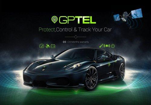 ردیاب خودرو اروپایی GPTEL