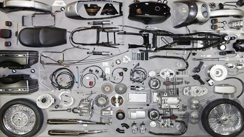 شرکت زاگرس قطعه لک | تولید، تامین و توزیع قطعات موتورسیکلت