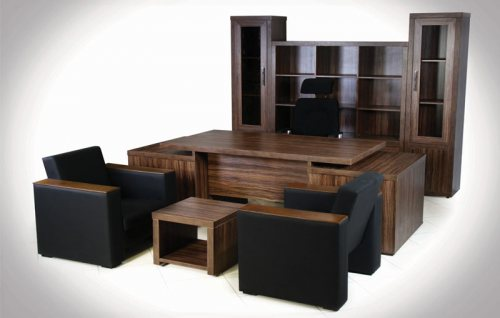مبلمان اداری سران چوب | تولید کننده میزهای MDF ، CNC ، وکیوم