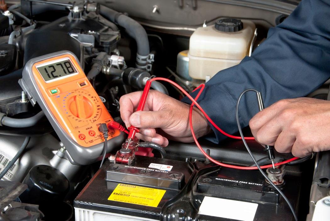 خدمات برق اتومبیل آربی   باطری سازی ، برقکاری اتومبیل و شارژ کولر