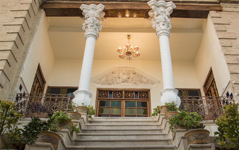 اقامتگاه بومگردی سی راه شیراز
