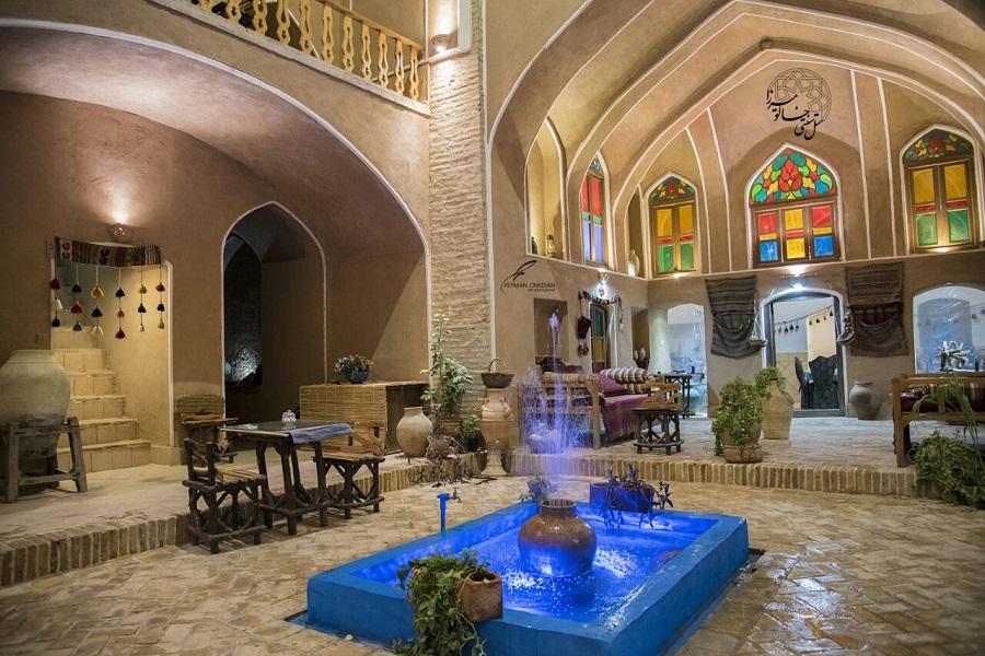 هتل سنتی خالومیرزا