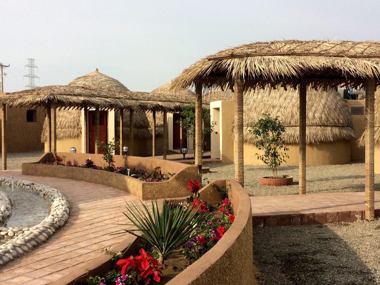 هتل پارسیان قلعه گنج | هتل کپری قلعه گنج