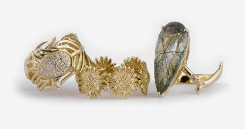 جواهرات شيدا فرخى   Sheida Farrokhi Jewelry