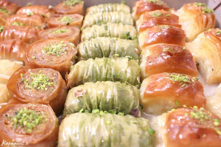 شیرینی سرای محسنی
