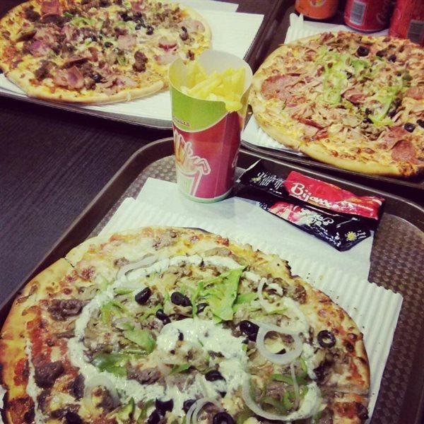 پیتزا دومینو بندرعباس