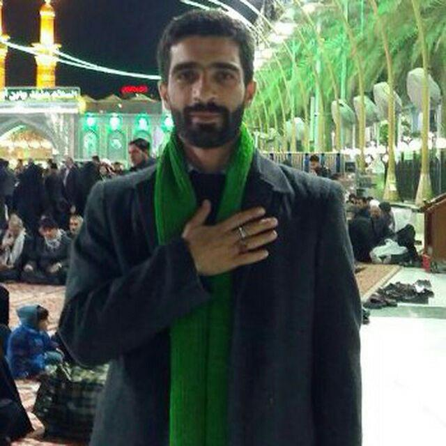 مداح سید علیرضا احمدی