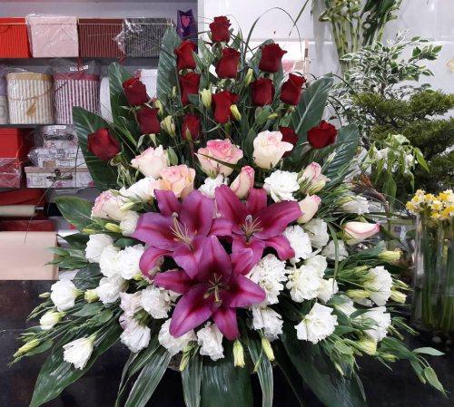 گل فروشی واندا گل