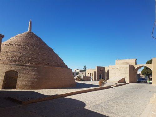 اقامتگاه بوم گردی مسعودی
