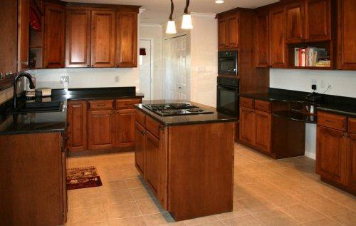صنایع چوبی آروین | تولیدکننده کابینت آشپزخانه و درب های ممبران