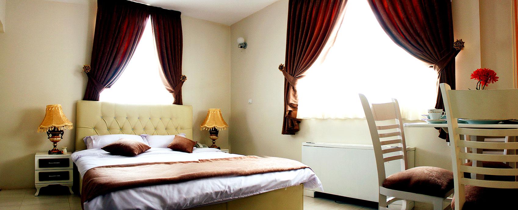 هتل سعدی مشهد | هتل آپارتمان