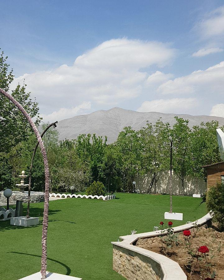 باغ تالار میلاد