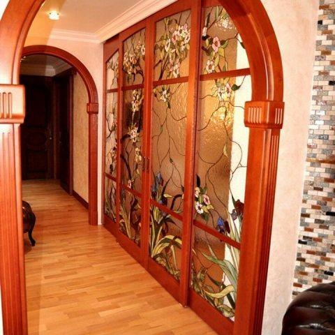 آماتیس   ساخت شیشه های تزیینی - تزئینات لوکس ، ساخت استیند گلس