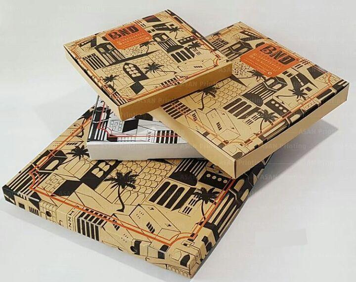 چاپ و جعبه سازی تینا