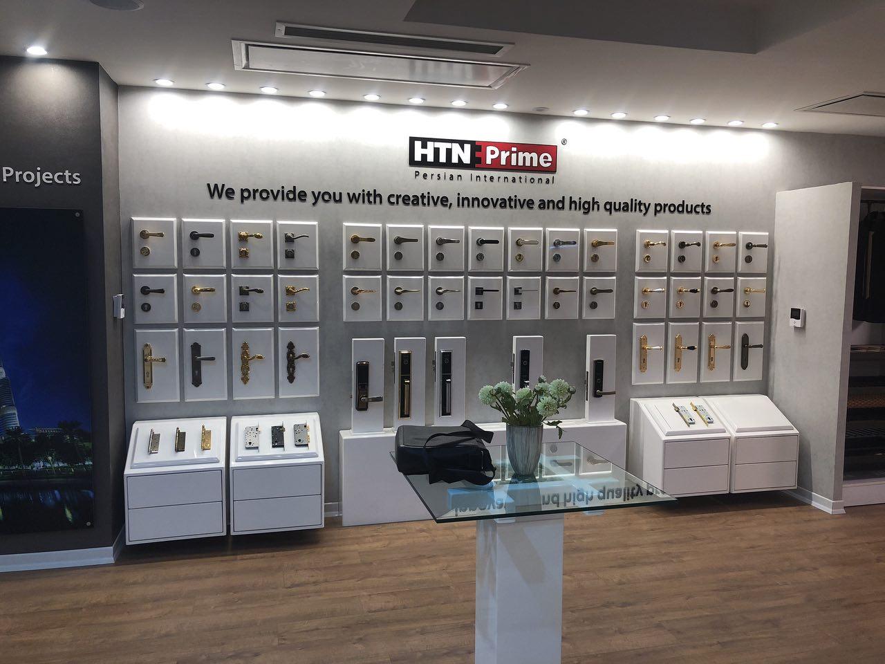 آریا یراق صنعت   فروشگاه قفل ، دستگیره ، HTN Prime ، تجهیزات کابینت
