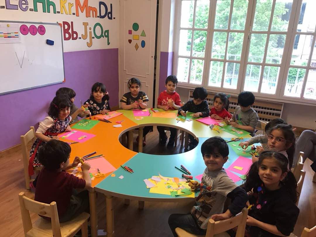 مهد کودک چالیک | مهد کودک و پیش دبستانی