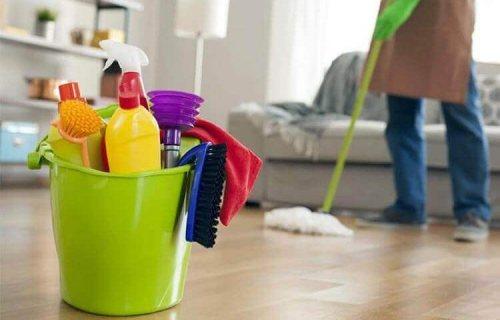 خدمات نظافتی امیر