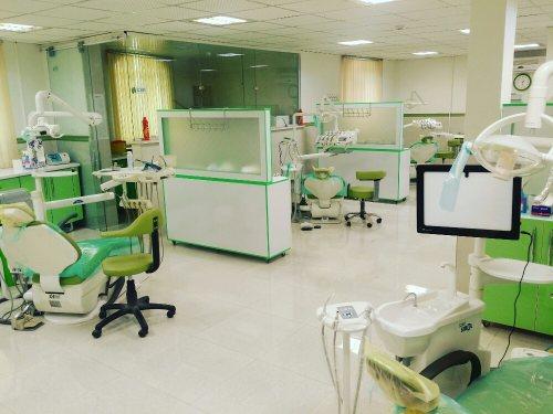 کلینیک دندانپزشکی سبز