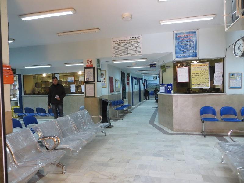 درمانگاه شبانه روزی میلاد احمد