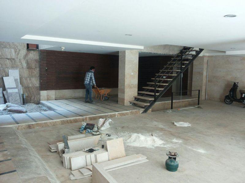 سورنا سازه ایرانیان | بازسازی ساختمان ، کاغذ دیواری ، گچ کاری ، تاسیسات ساختمان ، نقاشی ساختمان