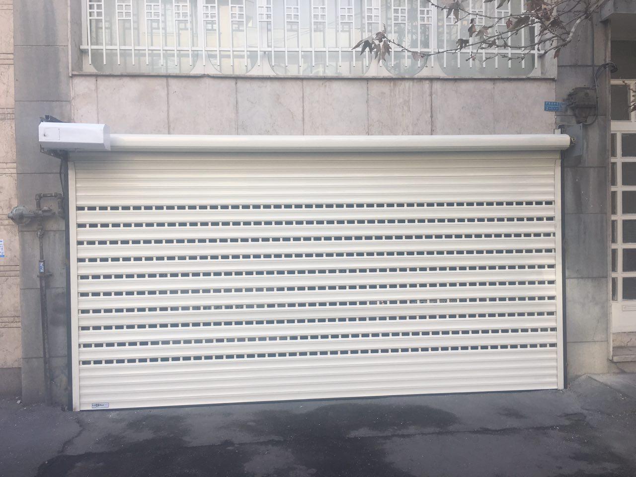درب و کرکره اتوماتیک عباسی | طراحی و ساخت درب و کرکره اتوماتیک و تعمیرات تخصصی