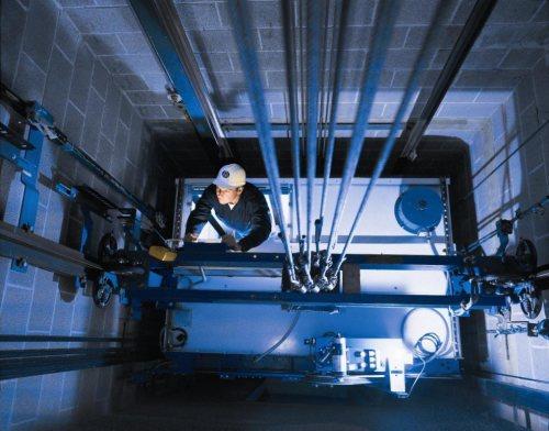 شرکت آرسیس | تعمیر و نگهداری آسانسور