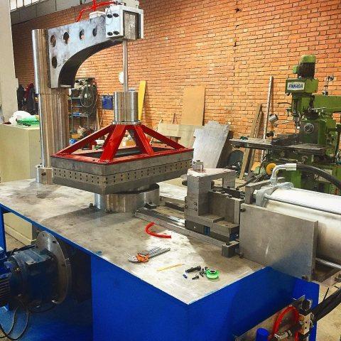 تجهیزات صنایع استیل