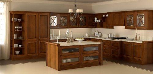 صنایع چوبی اولکر | تولید کابینت تمام چوب، درب تمام چوب، کمد دیواری