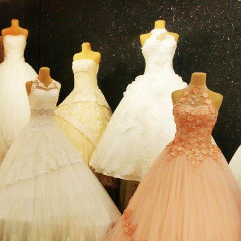 مزون عروس رها | طراحی و دوخت لباس عروس و نامزدی