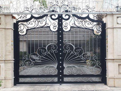 سازه گستر امیر |  ساخت جدیدترین درب و پنجره، نرده و فرفورژه، نرده راه پله، درب آکاردئونی