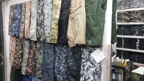 تولید و پخش سعیدی | تولید لباس نظامی ، تبلیغاتی ، کوله پشتی ، کیسه خواب