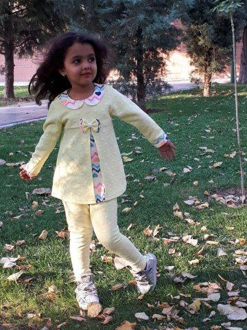 تولیدی لباس کودک و نوجوان گوچانا