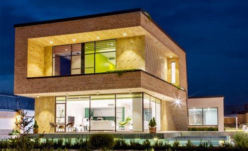 آتلیه معماری پارسه | طراحی داخلی و نمای ساختمان