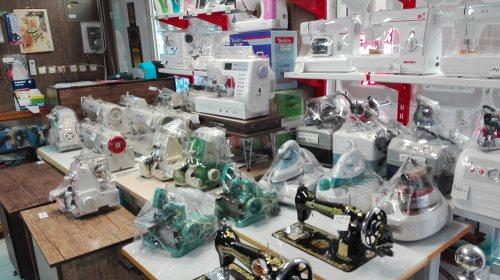 فروشگاه کاچیران | فروش و تعمیرات چرخ خیاطی