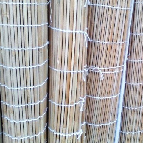 حصیر سنتی کاووسی | سفارش و نصب حصیر چوبی