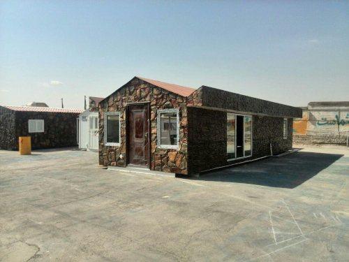 ویلا سازان پایتخت | تولید و پخش سازه های پیش ساخته و کانکس
