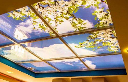 آذران پلاستیک | فروش و اجرای سقف کاذب و آسمان مجازی