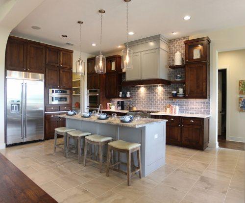 کابینت نما چوب | طراحی و ساخت کابینت آشپزخانه