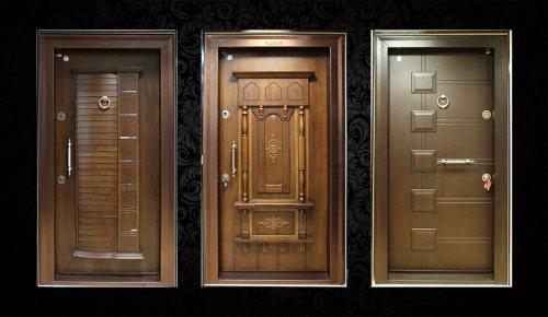 درب پیش ساخته داوودی | نصب و فروش درب چوبی