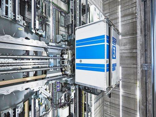 آینده سازان نوین ماندگار ماد |  نصب و راه اندازی آسانسور ، تعمیر و نگهداری آسانسور
