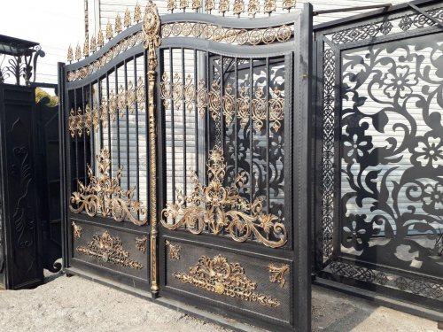 ایران حفاظ ( 1 ) |  ساخت و نصب حفاظ و نرده روی دیوار، درب و پنجره، کرکره برقی، جک پارکینگ